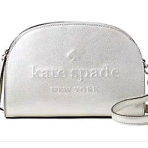 NWT Kate Spade Larchmont Avenue Logo Crossbody Bag